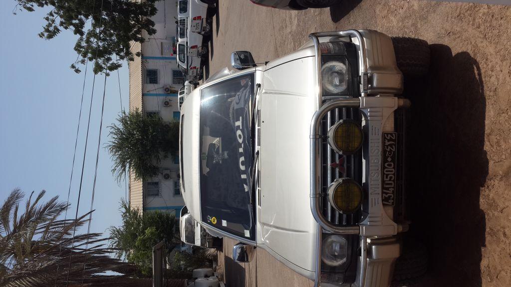 Mitsubishi Pajero 4x4