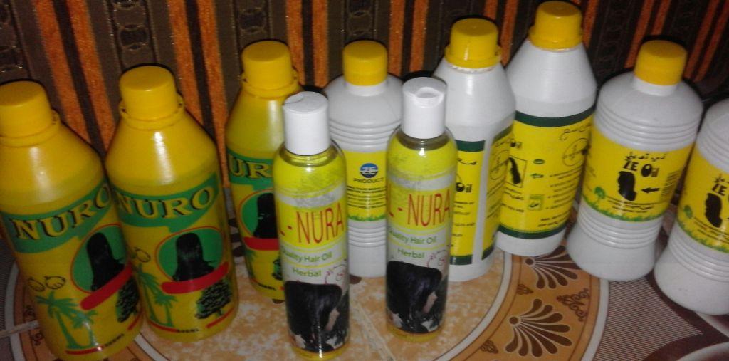 Sesame Seeds Hair Nutrition Oil
