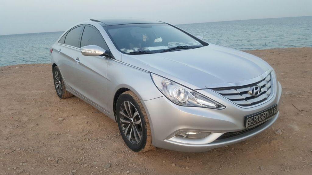 Hyundai sonata full option