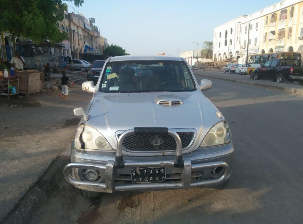 Hyundai Terracan 2.9 CRDi (163 Hp)