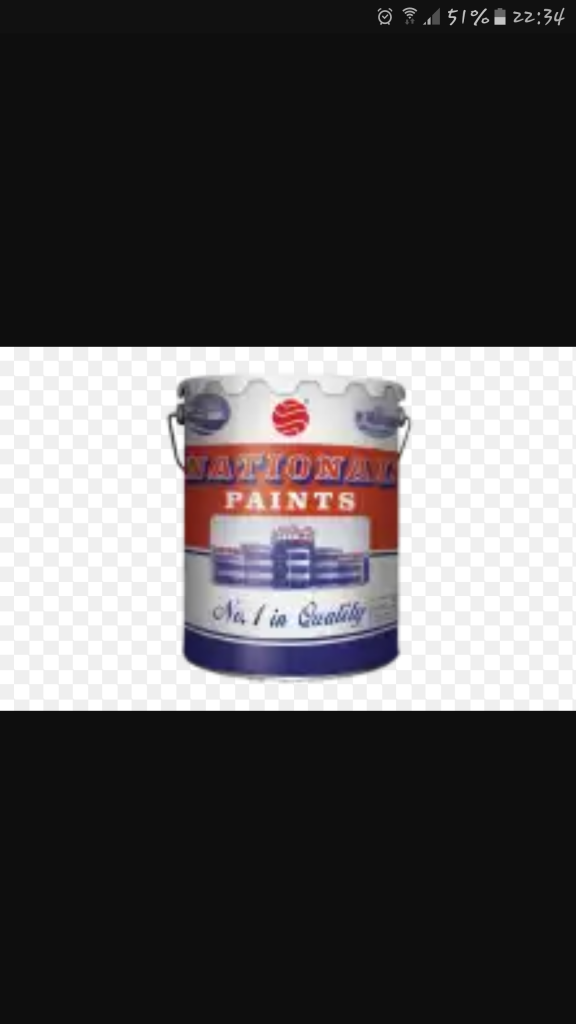 Peinture NATIONAL