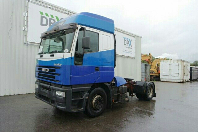 Camion Truck IVECO Eurostar