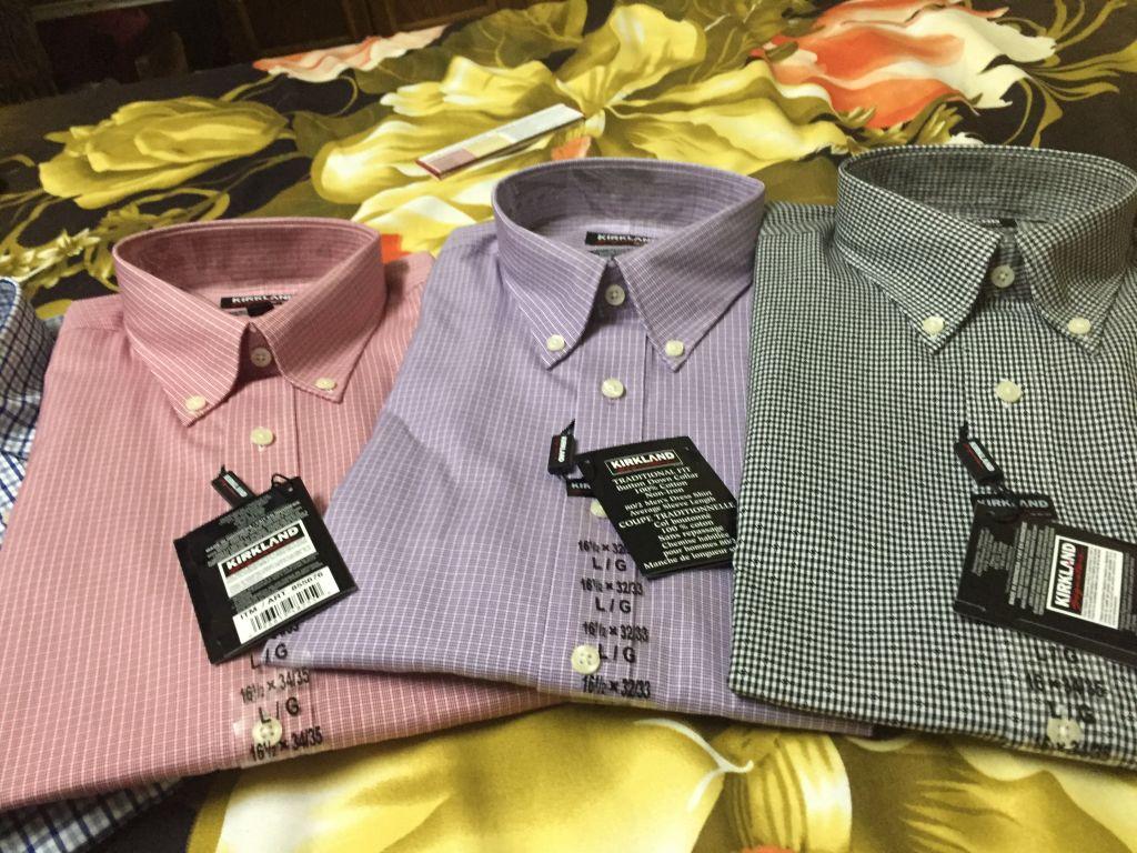 Chemises et polo