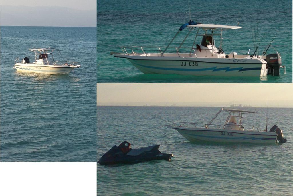 Gulf Craft 7.3 M / 225 CV 4 Temps / 8 Personnes