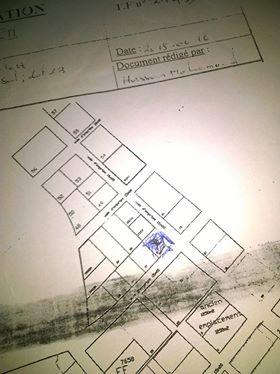 Immobilier terrain de 750 m² a haramous