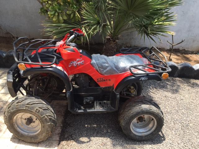 Quad Vtc 200 cc neuf