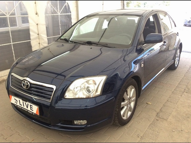 Toyota Avensis 2003/10 2.0 Turbodiesel D-4D Executive