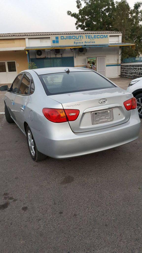 Voiture Hyundai Avante