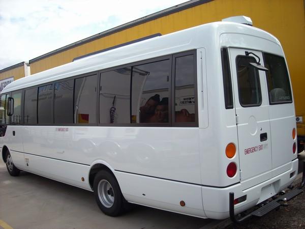 Bus Mitsubishu