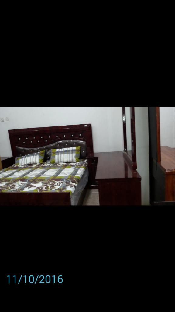 Chambre à coucher tout neuf