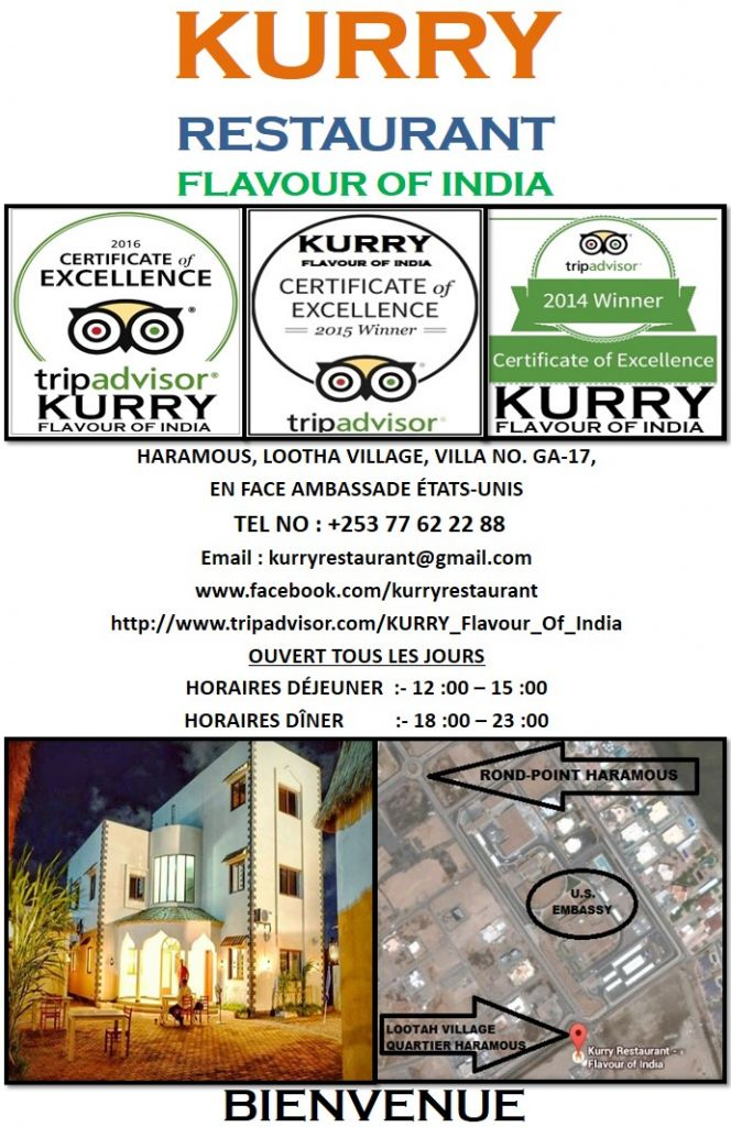 Kurry Restaurant - Flavour of India