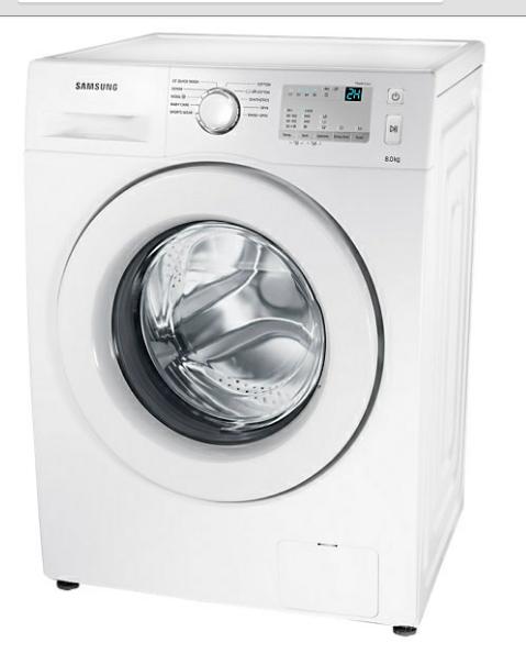 lave-linge Samsung 8kg jamais utilisé