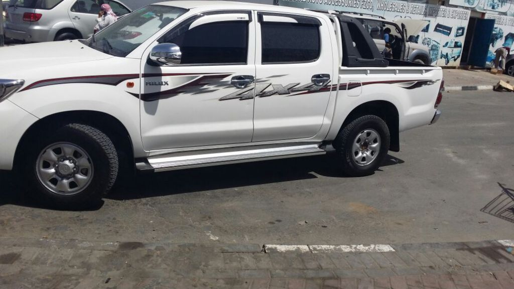 Location Toyota Pick-up Hilux