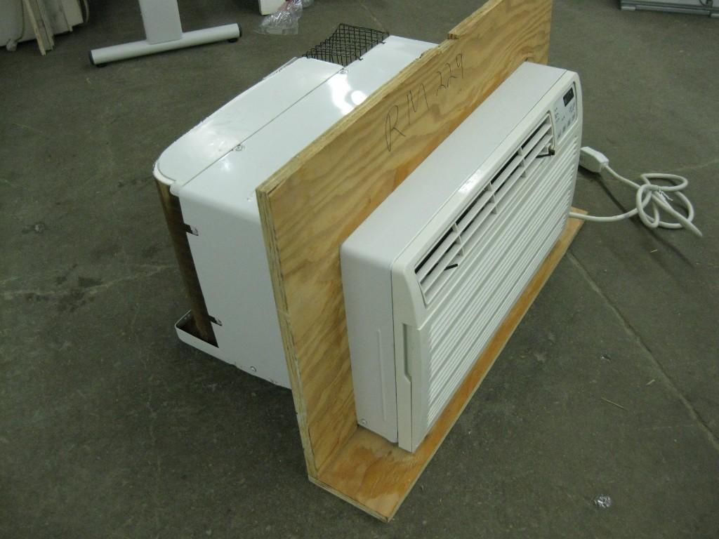 Petit climatiseur fenêtre à 5 ampere