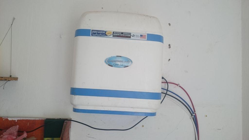 Vente et installation système eau minérale