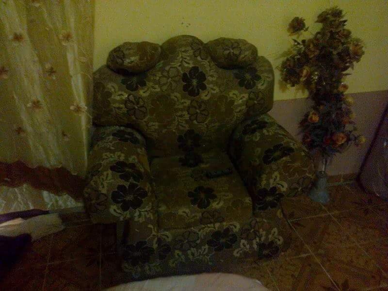 Beau salon canapé