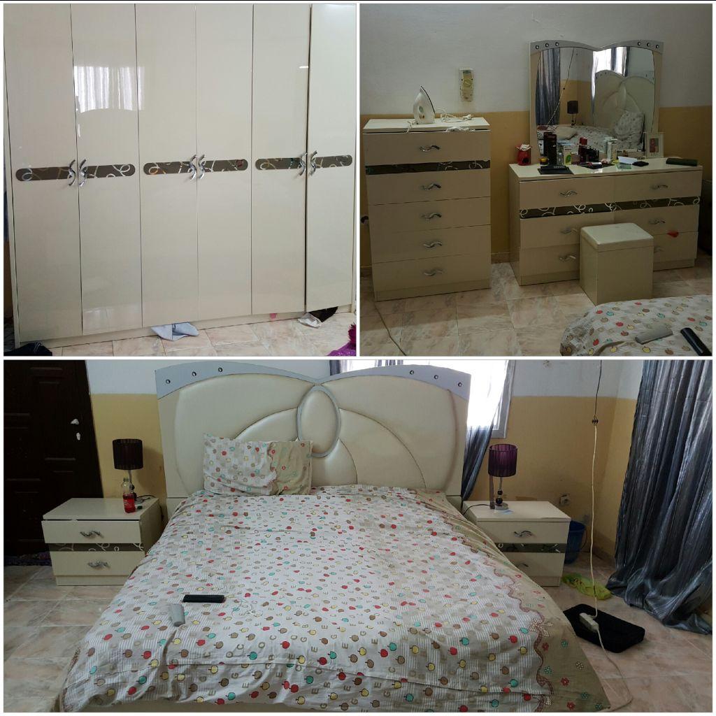 Chambre à coucher de Dubai