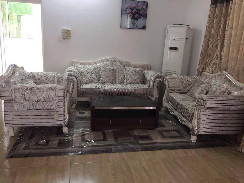 canapé de luxe