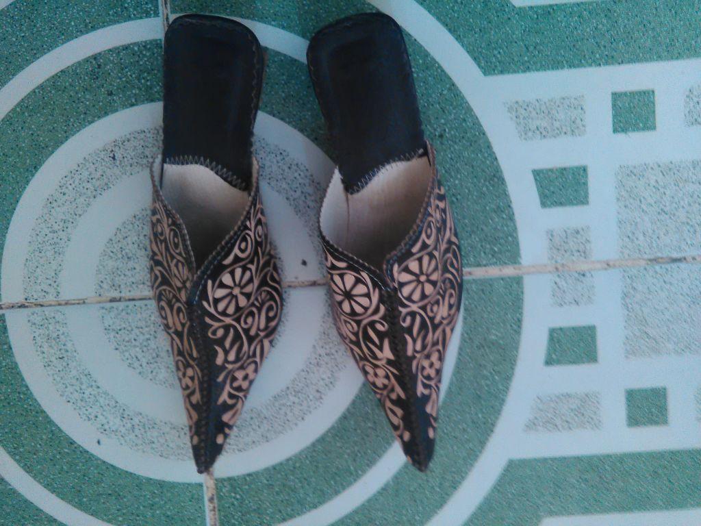 Paire de chaussures Escarpin
