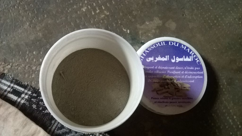 Ghassoul du Maroc (الغاسول)