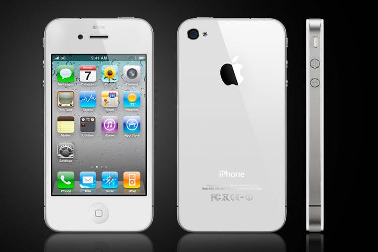 Iphone 4 utilisé 2 mois