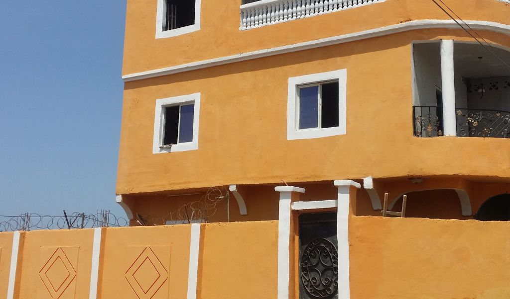 Location Appartement salines ouest f4
