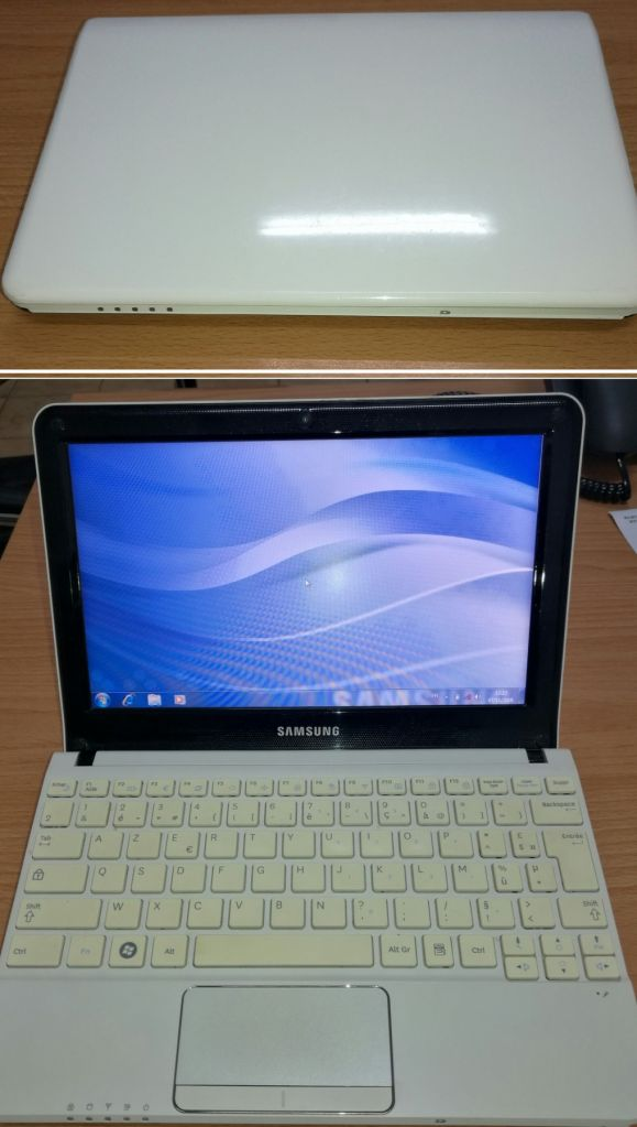 Mini portable Samsung 250go