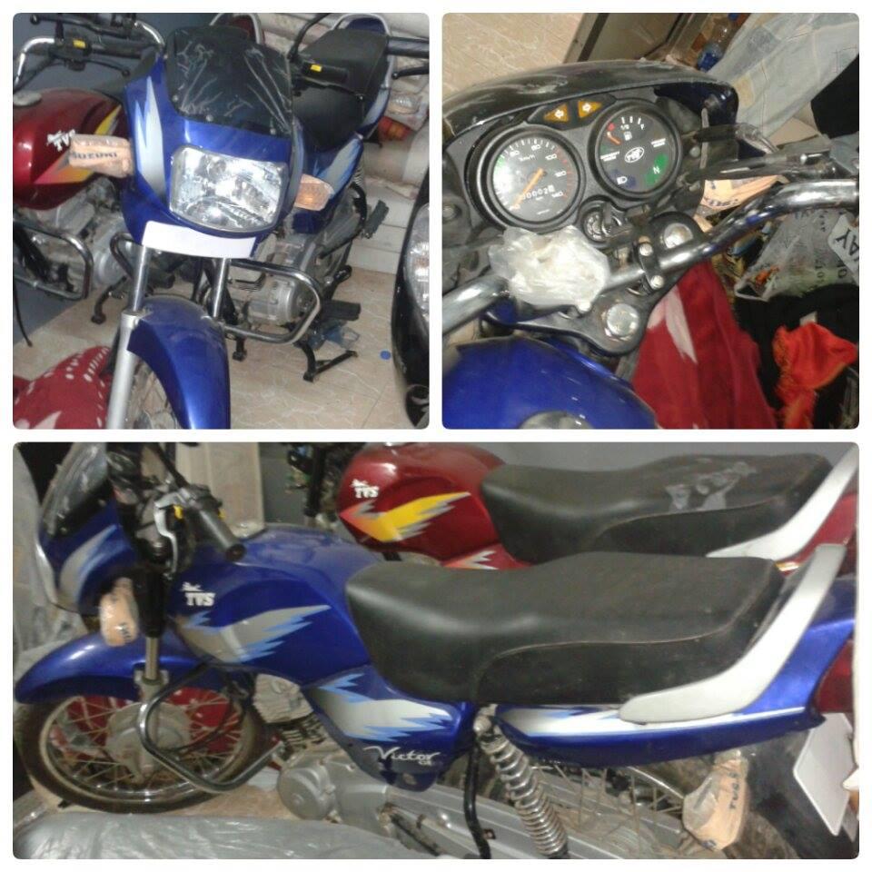 Moto 125 TVS