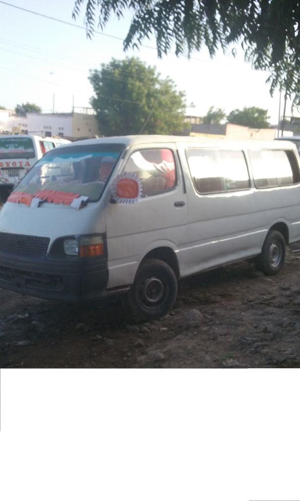 Mini bus avec transport personnel