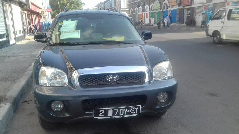 Voiture Hyundai Santa fe