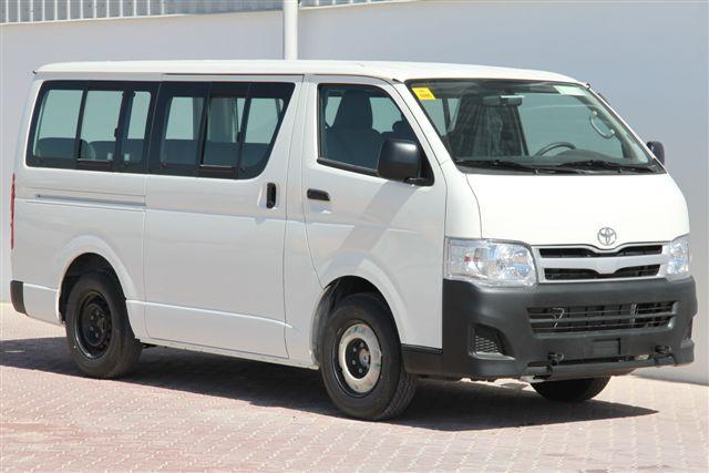 A saisir Minibus Toyota HIACE 2015