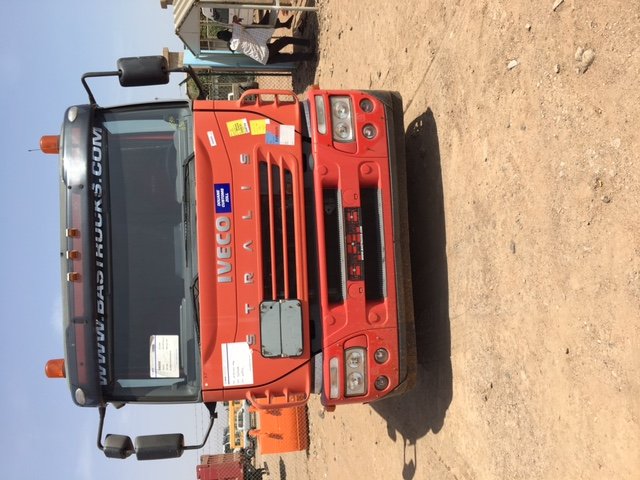 IVECO Stralis AT440S43 4X2