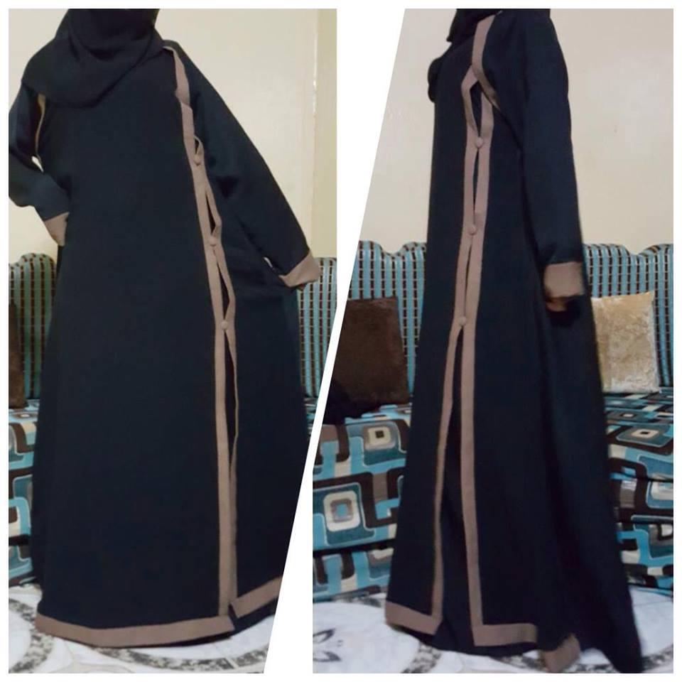 Abaya chic Dubai