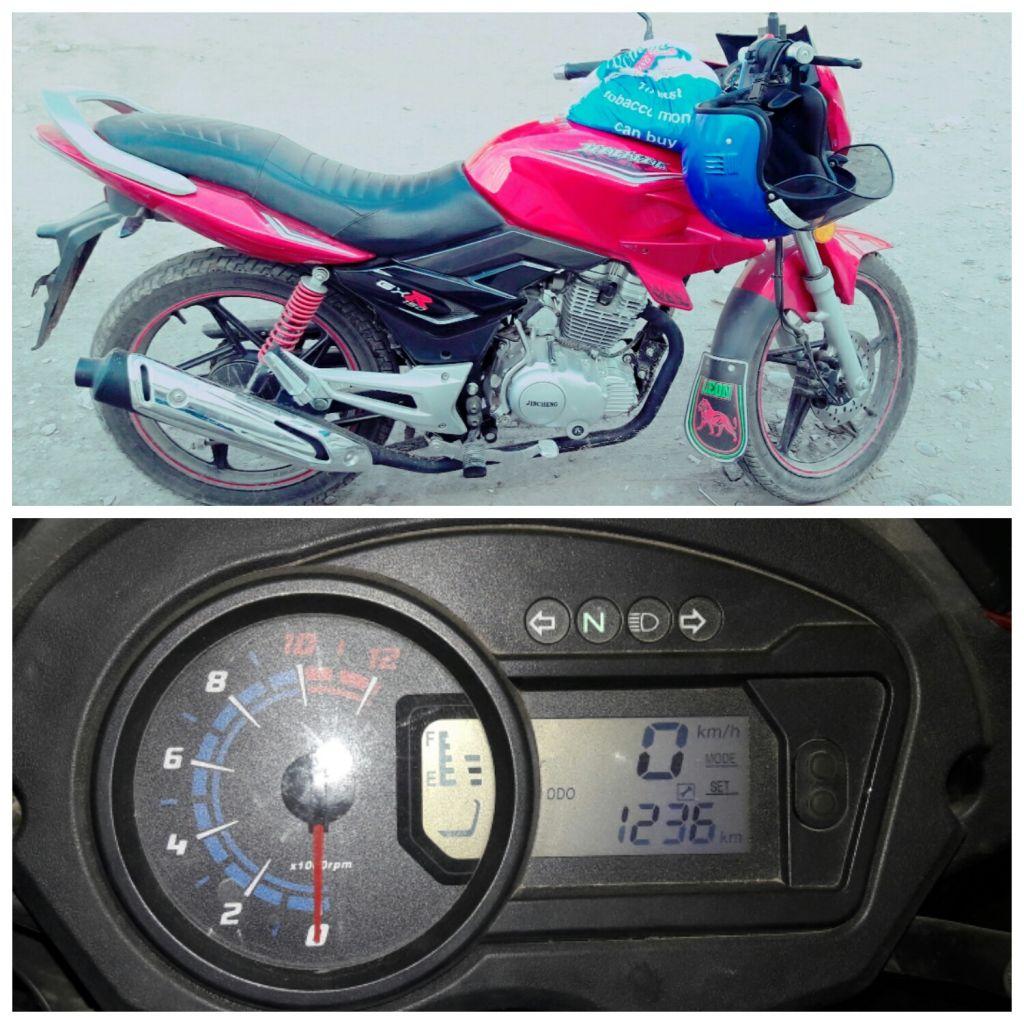 Belle Moto 150
