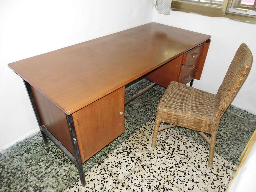 bureau et chaise
