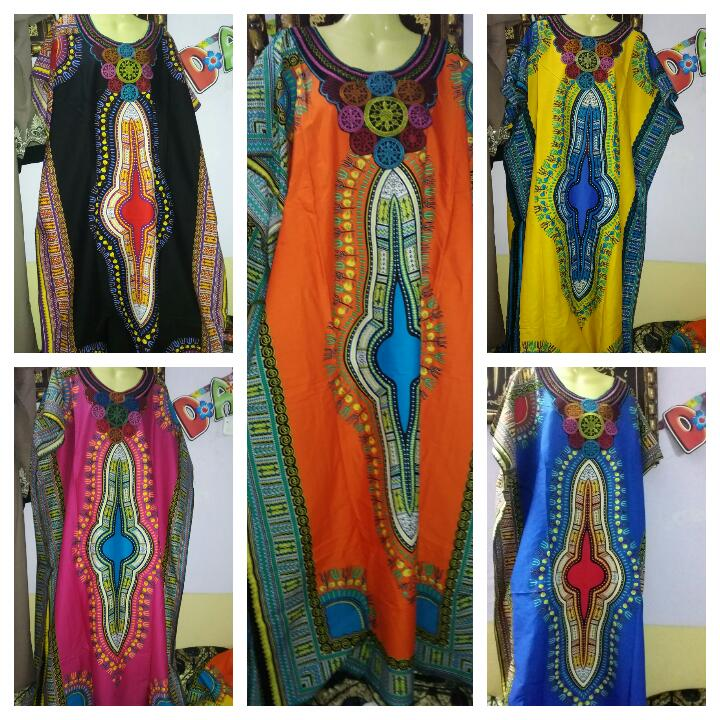 Robes style Africanais