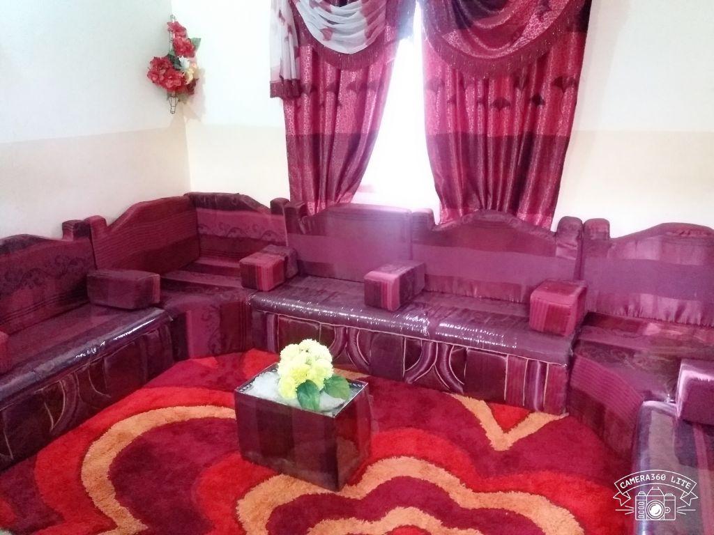 Salon a quatre etage importe de somaliland + accessoires