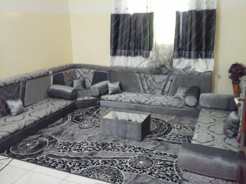 Salon Marocain tout neuf
