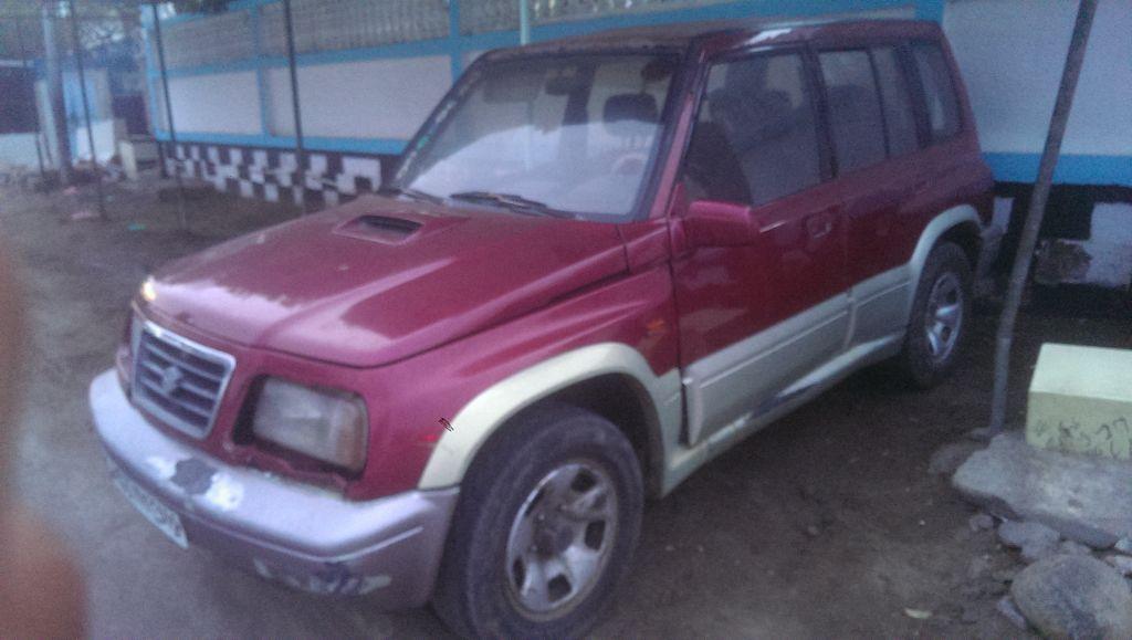 Suzuki grande vitara diesel