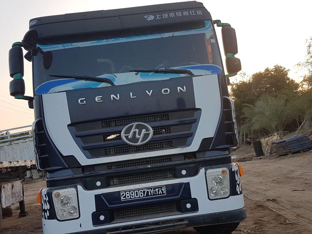 Camion Iveco GENLYON