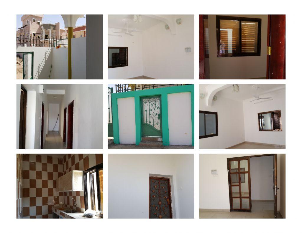 A Louer Appartement F4 à cité Wadajir 3