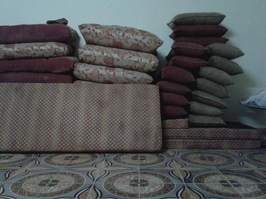 canapé marocain