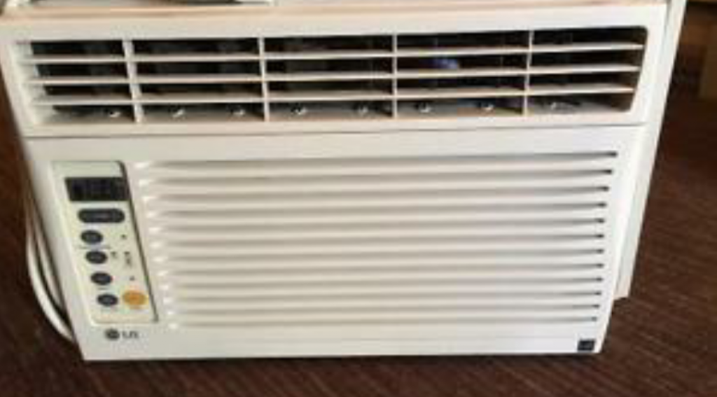 climatiseur à fenêtre silencieux de marque LG