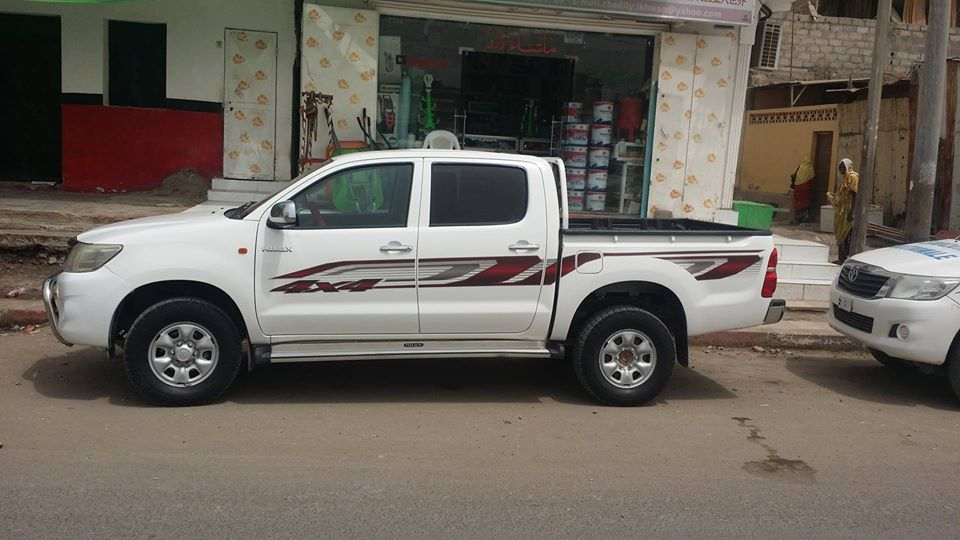 Location pick-up de marque hilux