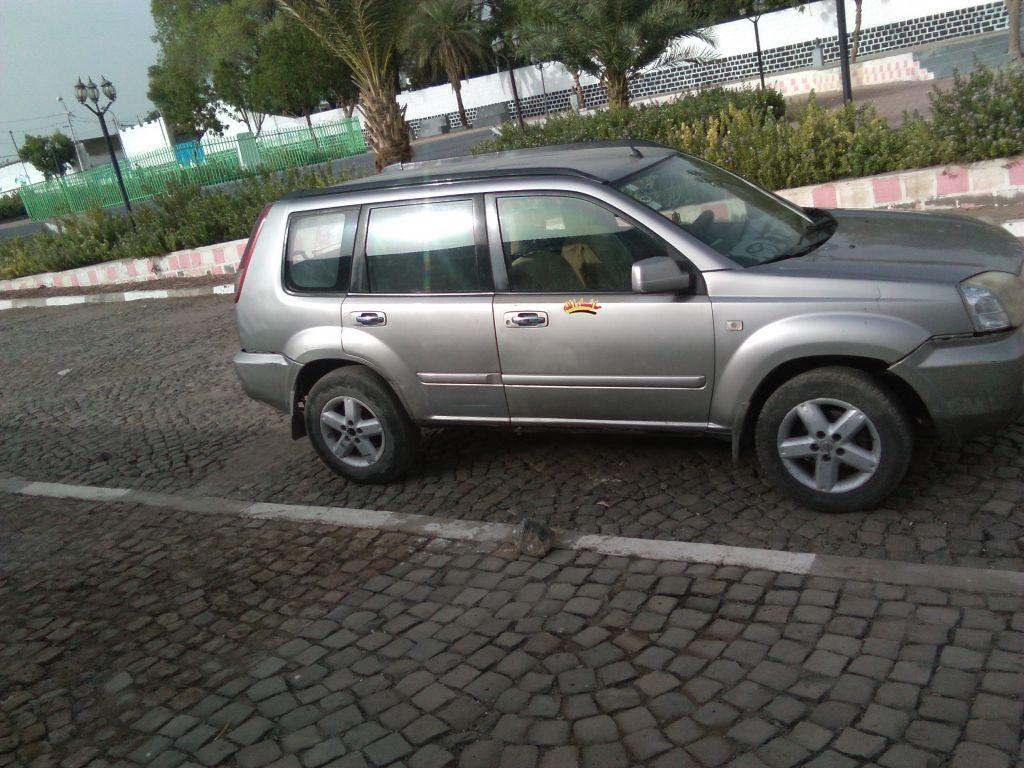 nissan Nissan x-trail 4x4