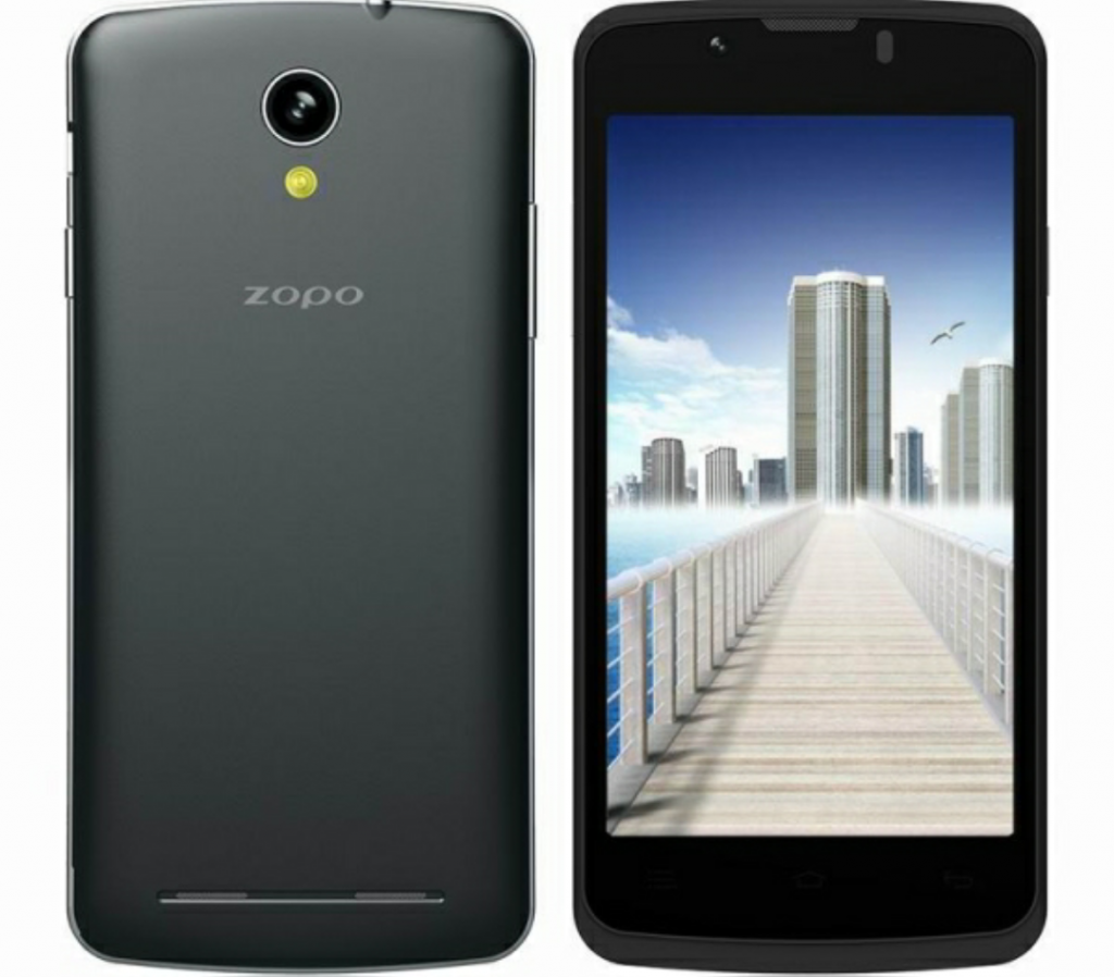 Smartphone Zopo ZP590
