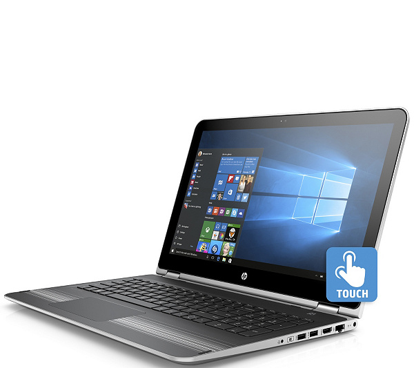 Promotion - Laptop HP Pavillion x360 Convertible Model 15-bk193ms (New in Carton)