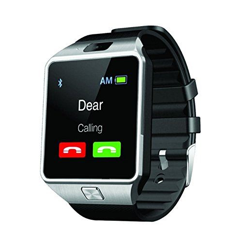 Smart watch Phone With Camera & Sim Card