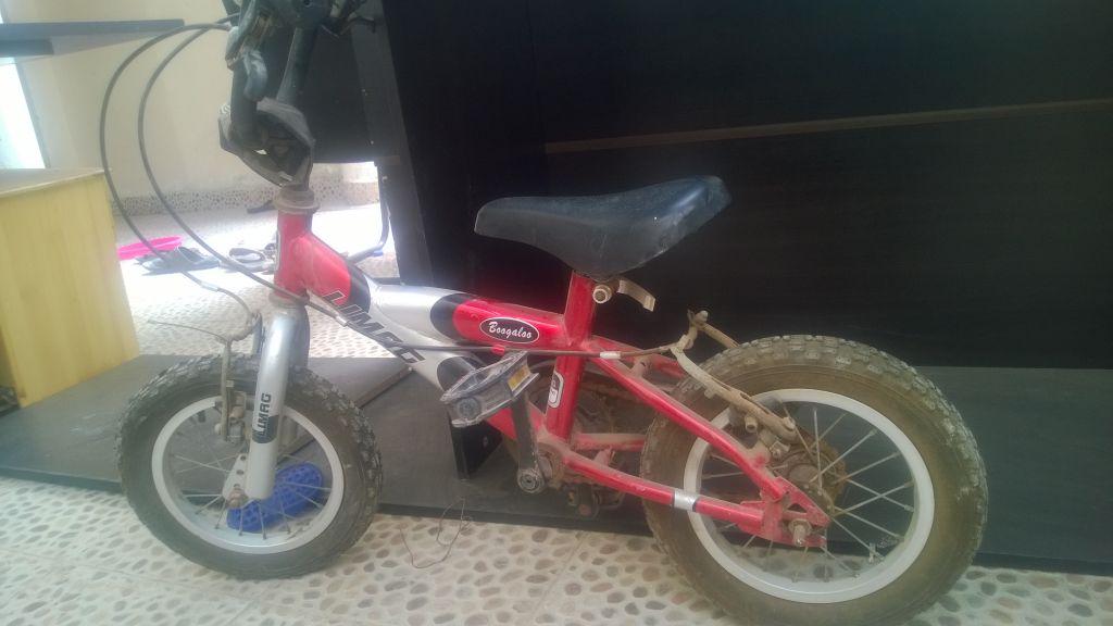 Vélo pour enfant de 5 ans