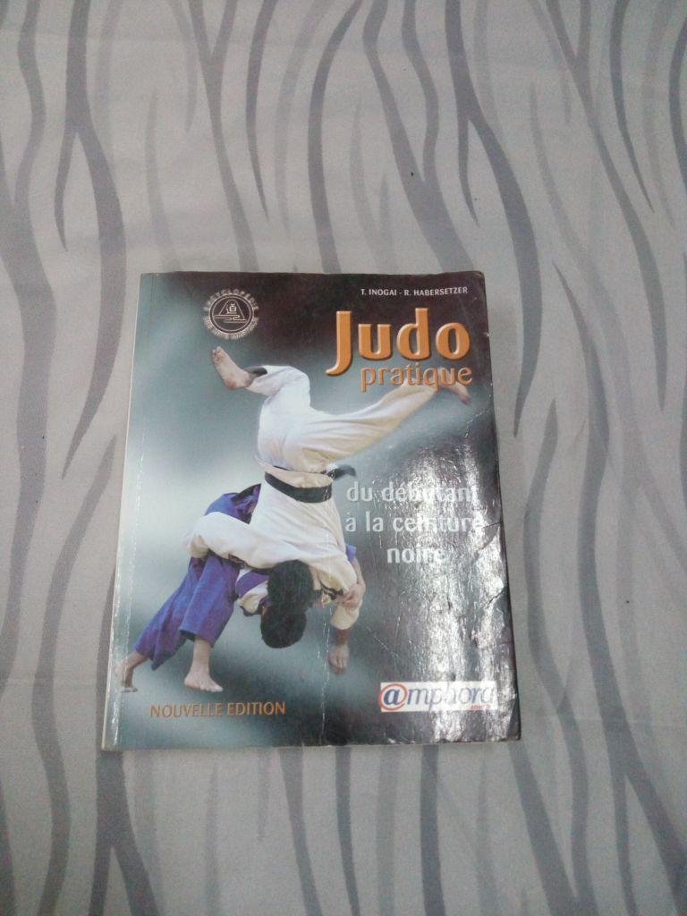 Livre de judo